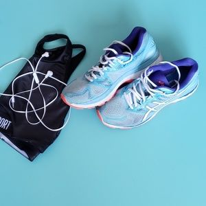 ASICS Gel Nimbus 20 Running Tennis Shoes